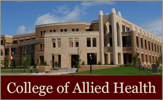 University of Oklahoma College of Allied Health