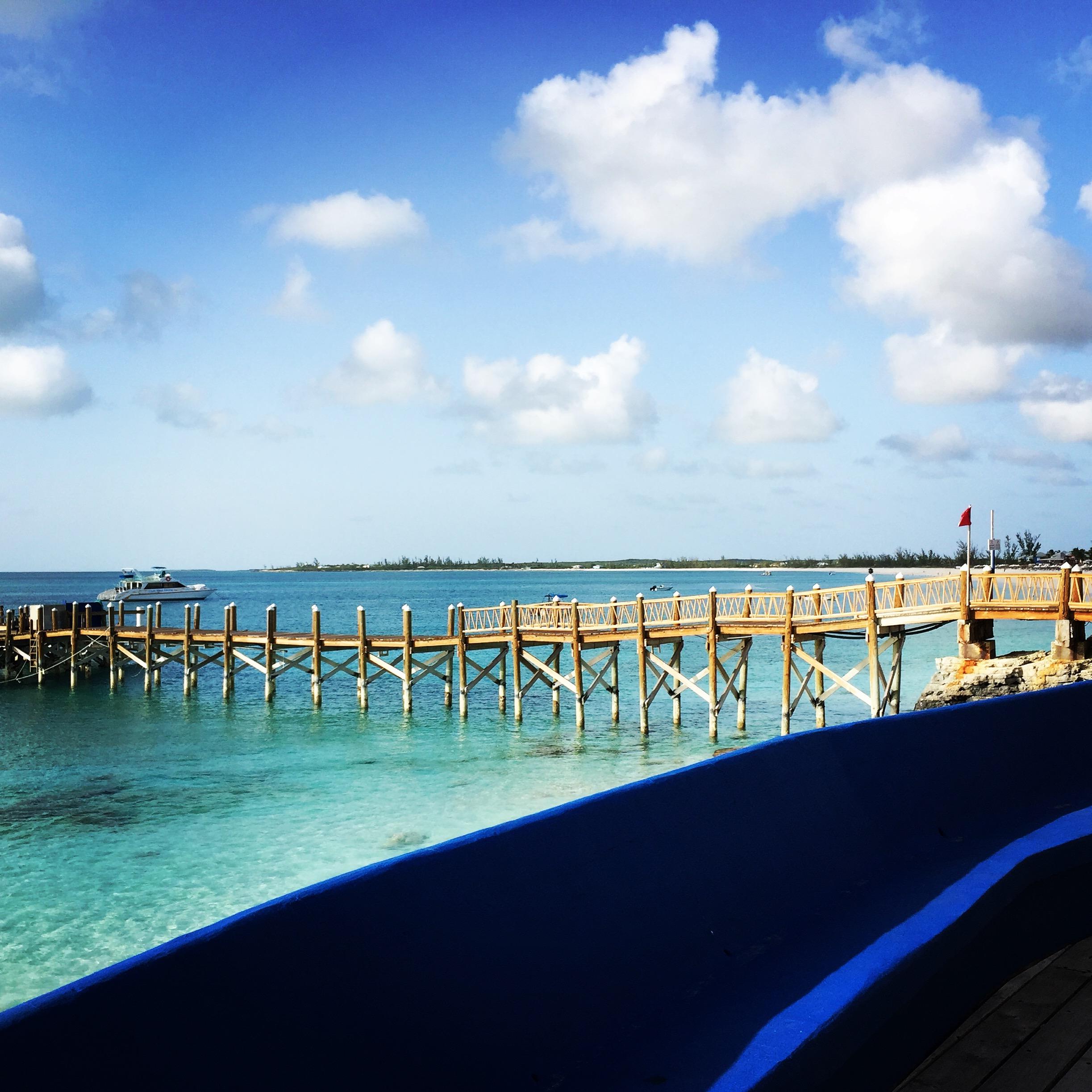 San Salvador, Bahamas Beach Burn. 2016