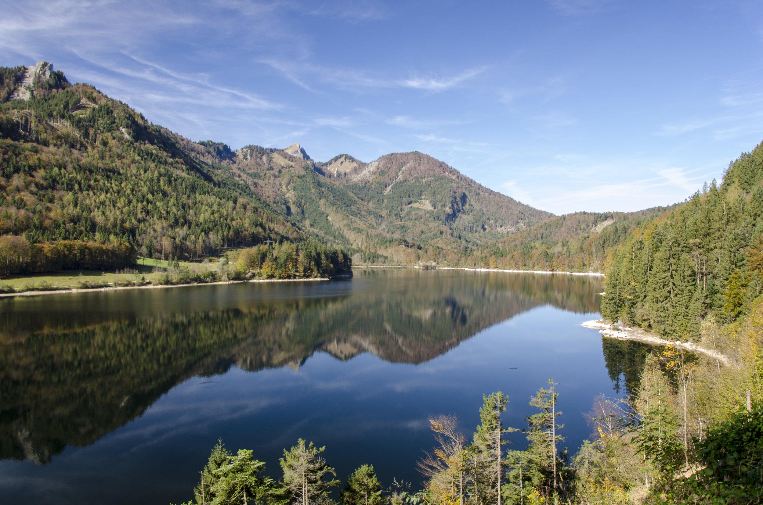 Cascade Lake Swim Series. 2012