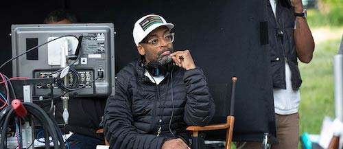 Spike Lee, one of the nominees of the Directors Guild Awards