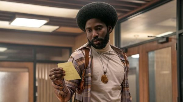 John David Washington as Ron Stallworth