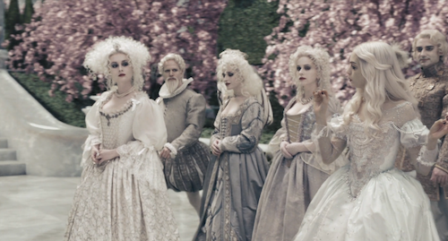The White Queen.