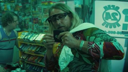 Matthew McConaughey as Moondog.