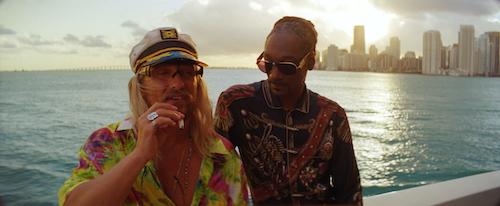 Matthew McConaughey and Snoop Dogg.