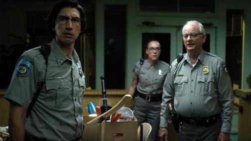 A shot from the  The Dead Don't Die  trailer.