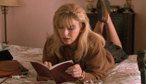 The entire show is anchored around the life and death of Laura Palmer.