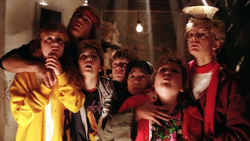 The Goonies, again.