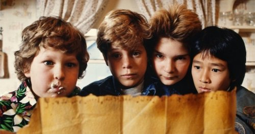The Magnificent Ambersons. No, it's still the Goonies.