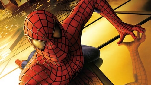 2002: back when  Spider-Man  was a film big enough to put pop culture in a spin.