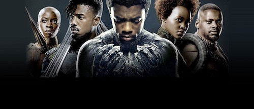 Black Panther  is the first Marvel film to really take over an awards season (surely the first of many, maybe).