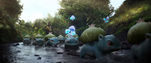 I can tell you that these are Bulbasaur and Morelull clusters, though.
