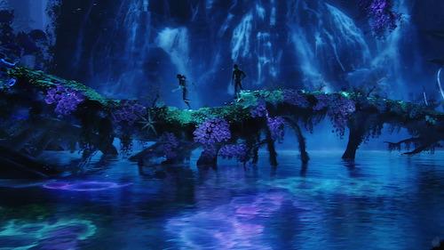 Part of  Avatar 's success was the beautiful world of Pandora.
