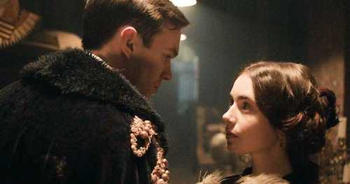 Tolkien and Edith Bratt, his romantic partner.