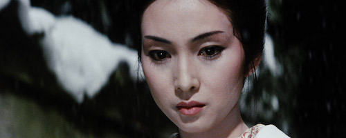 Lady Snowblood : the primary influence of  Kill Bill .