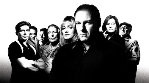 The Sopranos  may be the ultimate example of a show that simply just ends, because there is no golden way a show can properly do so.