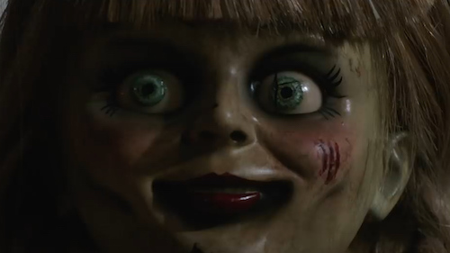 Annabelle for the thousandth time.