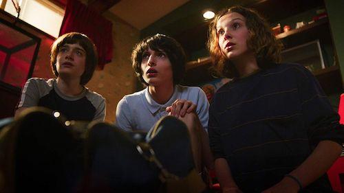 The kids in season 3.
