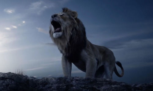 Simba returns, but all is dead. Am I describing the scene, or the film?