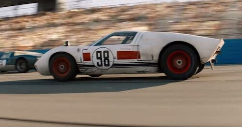 The film boasts some technical wizardry, especially during the racing sequences.