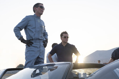 Both Christian Bale and Matt Damon deliver strong performances as the yin and yang of the rise of Ford as a competitive automobile company.