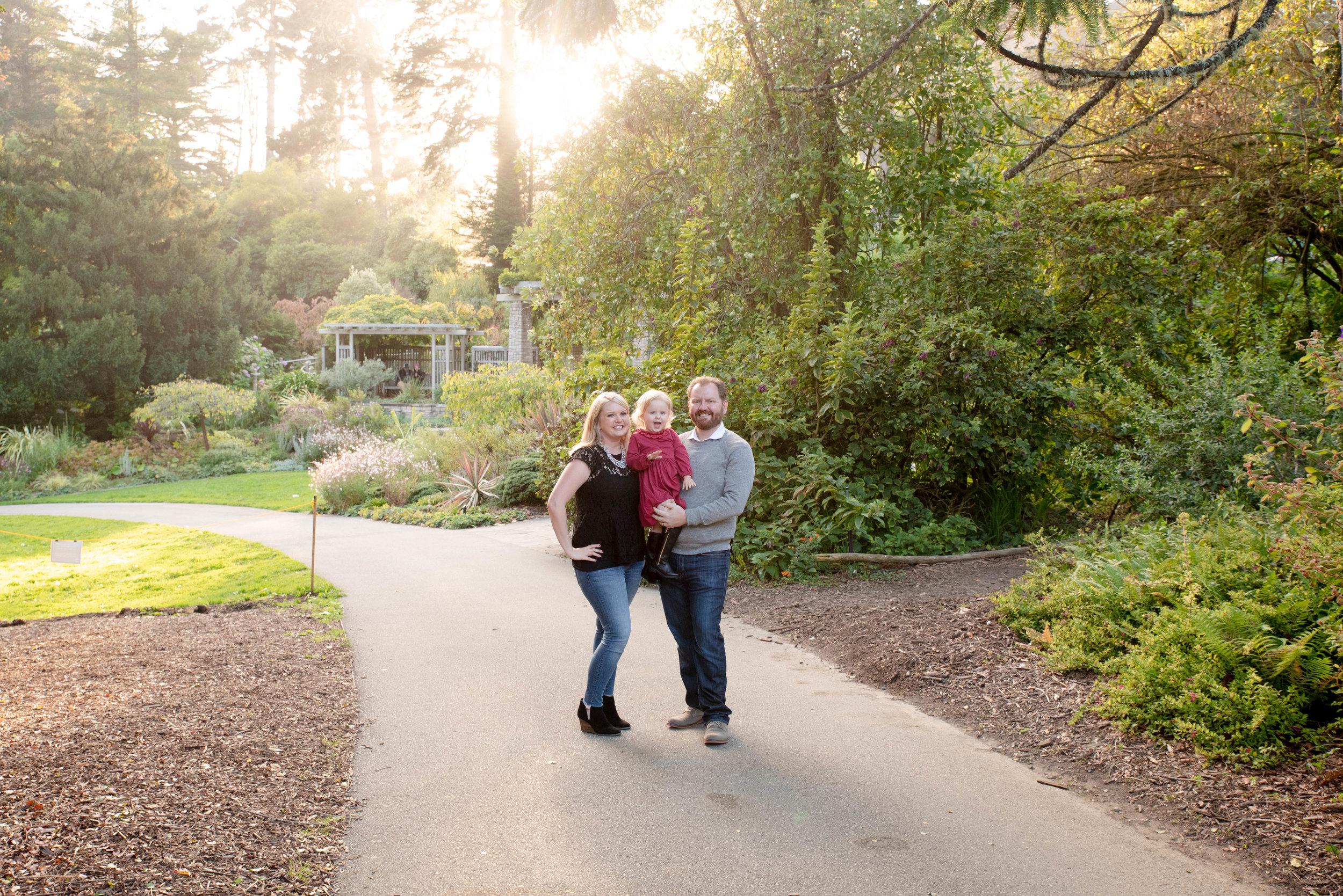 SF Botanical Gardens - Sunday, September15th