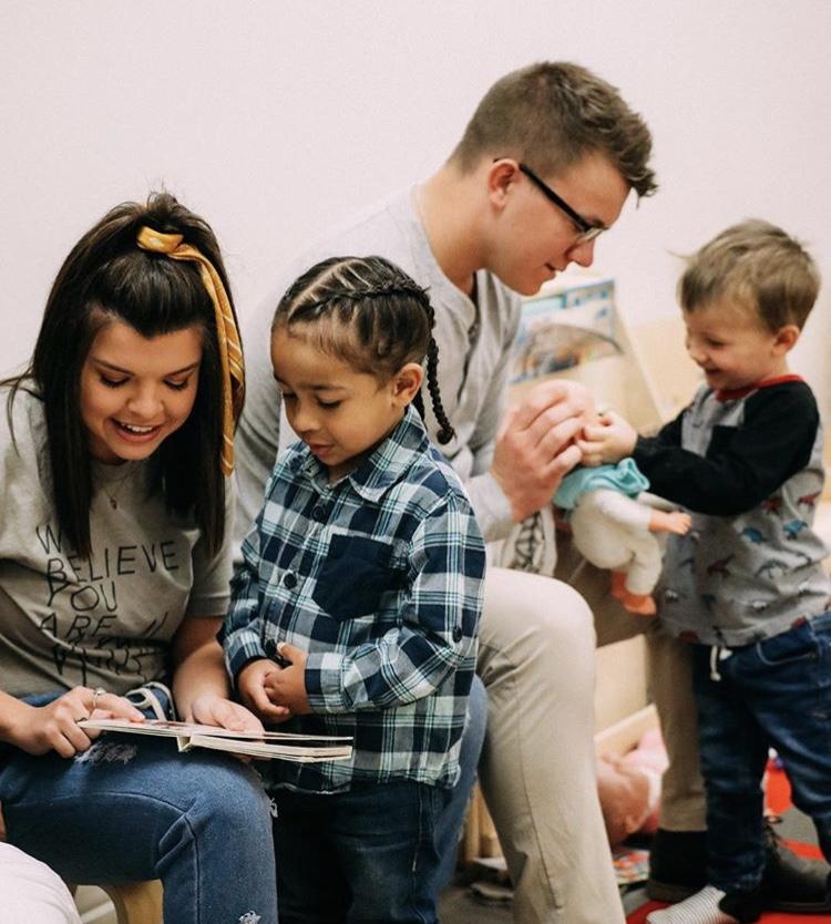 JOURNEY KIDS - trusting God & loving everyone