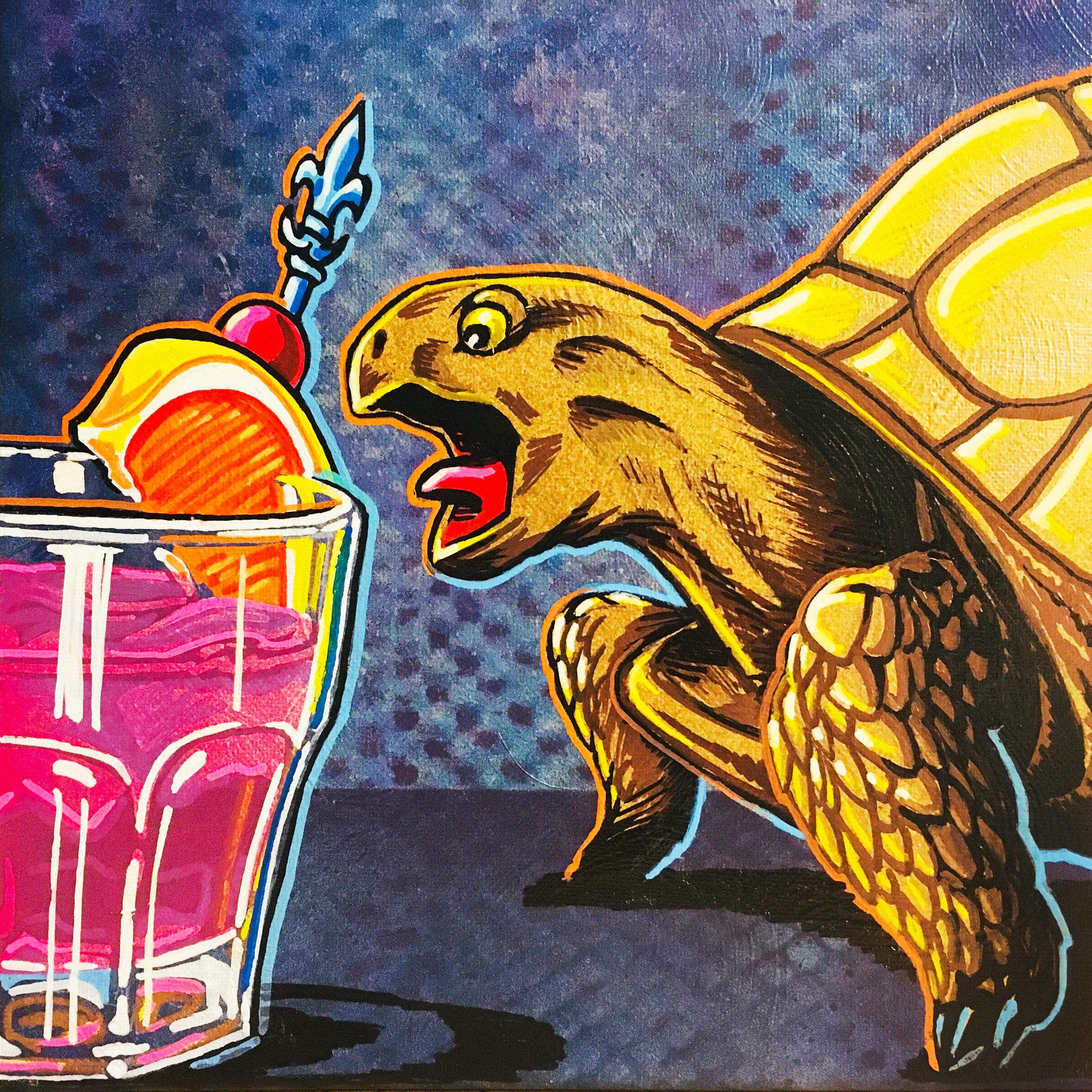 thirsty turtle.JPG