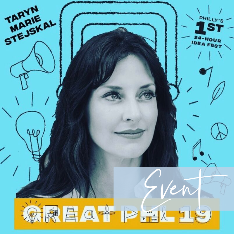 Philly's first-ever 24-hour IDEA FEST