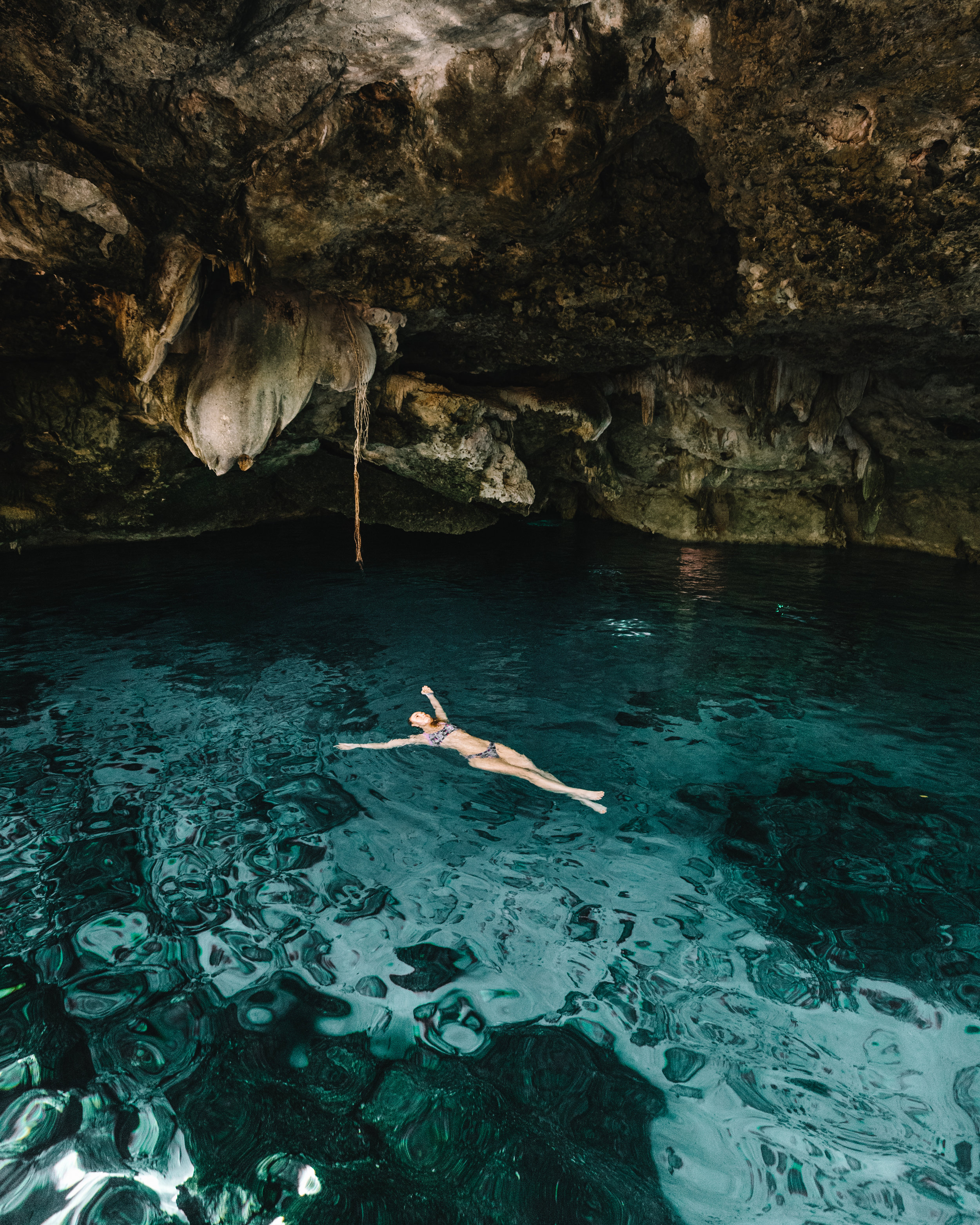 Excursions include a private cenote tour and an empowering temezcal ceremony