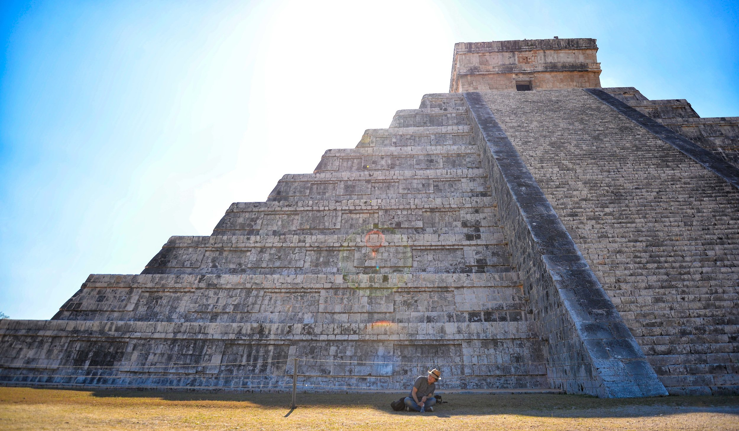 Explore the Mayan Ruins in a Guided Tour