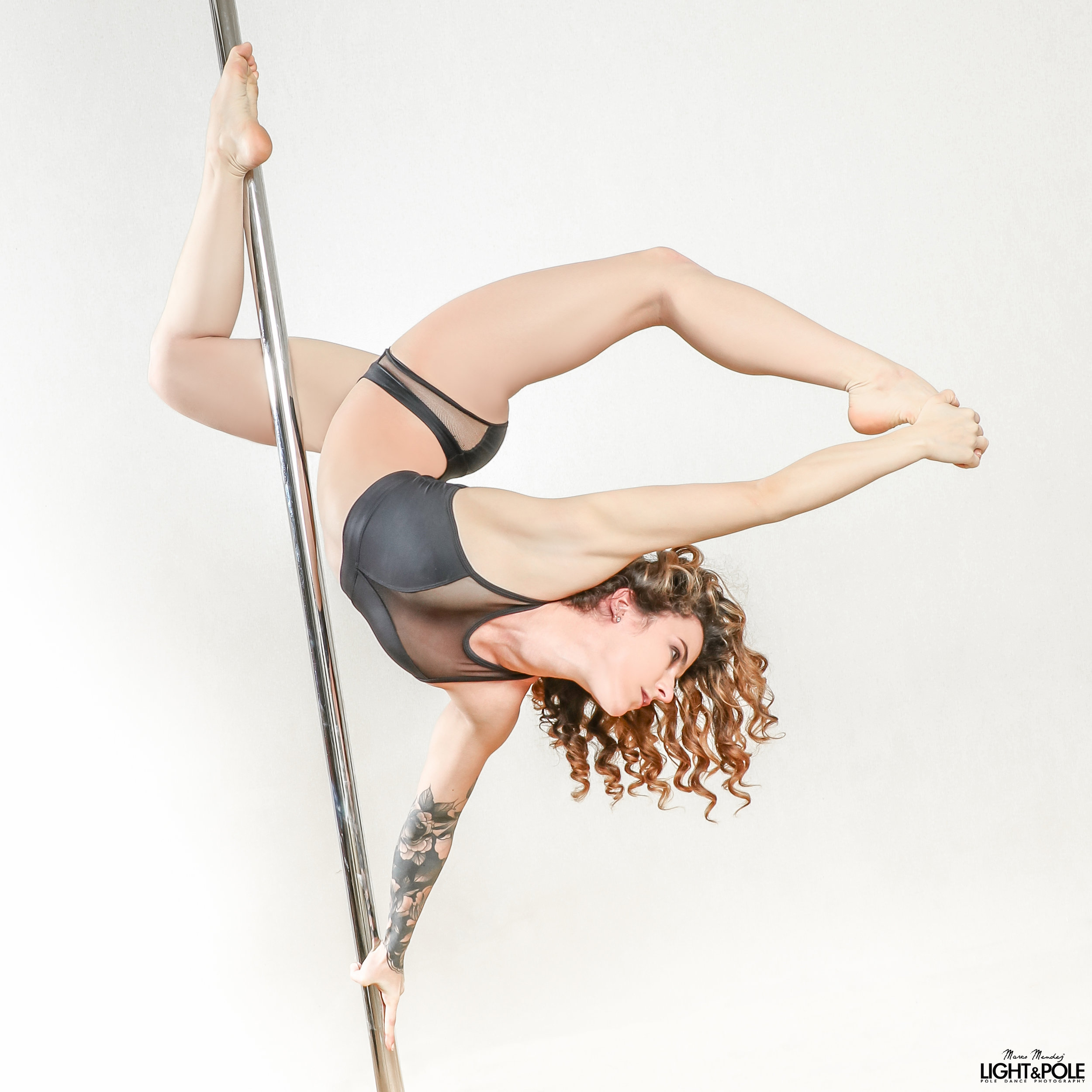 Judy Gray:  Pole - Conditioning