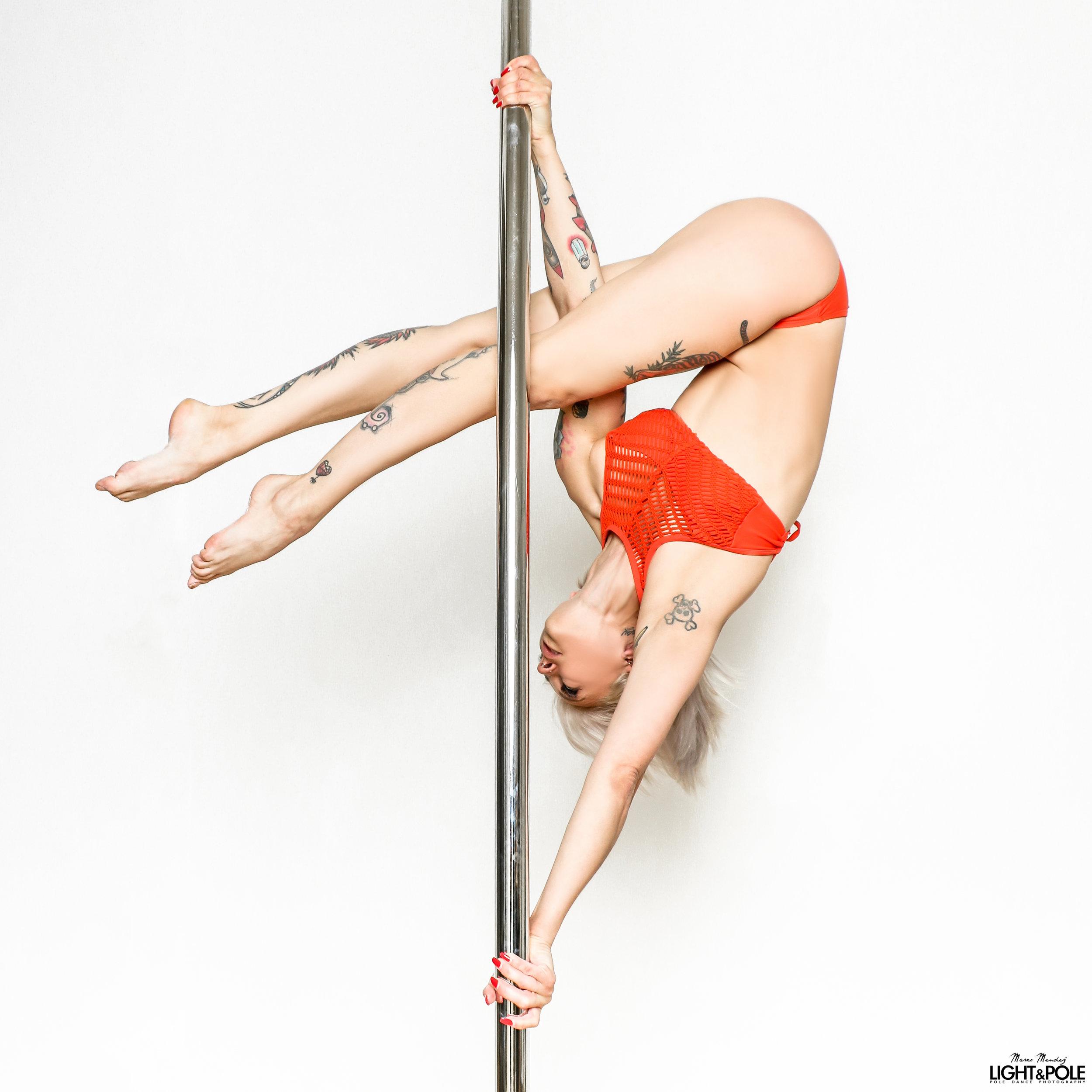 Vix Nolan:  Pole - Aerial Pole
