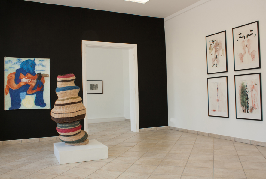 Galerie Susanne Burmester, Rügen, 2016