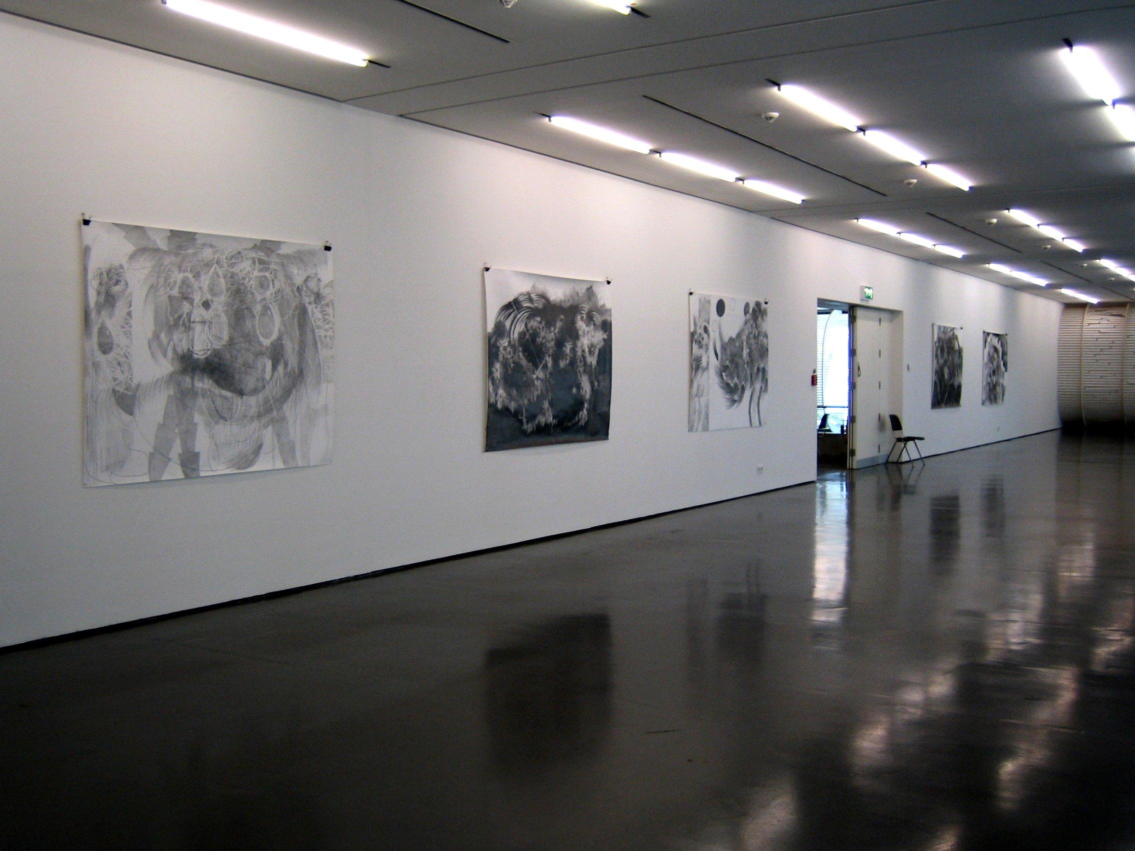 Kunsthalle Düsseldorf,2005