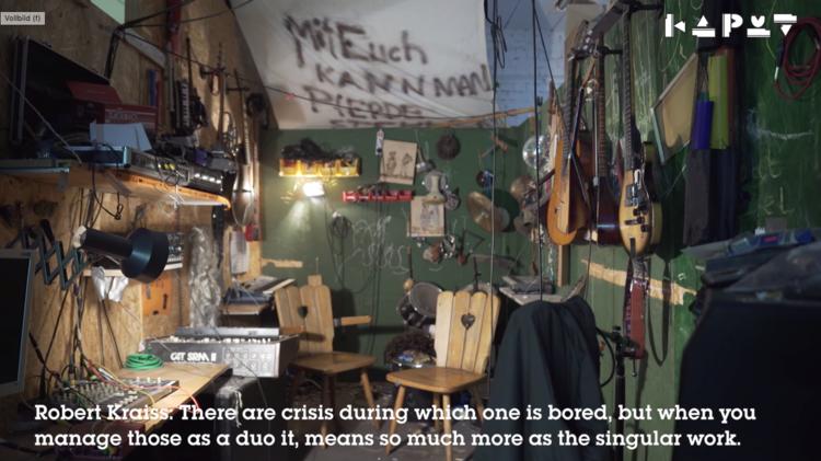 Video   Köln ist Kaput: Die Bäume  , 2016 ( Kaput - Magazin für Insolvenz & Pop )