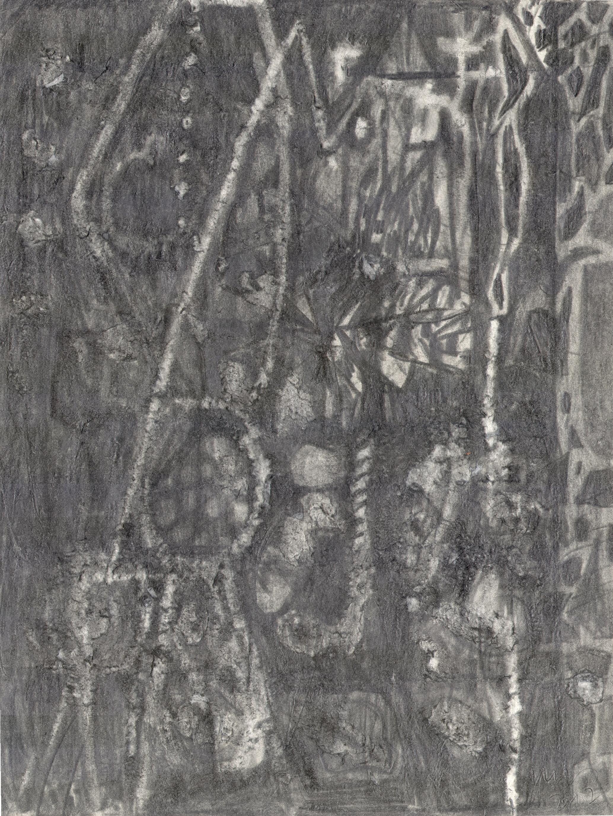 O.T. ( Groteske ), 2016   26x35.5cm, Bleistift auf Papier