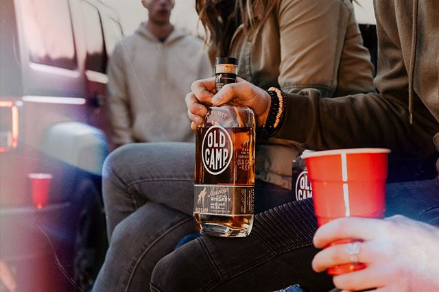 How will you be spending your summer nights?  @oldcampwhiskey