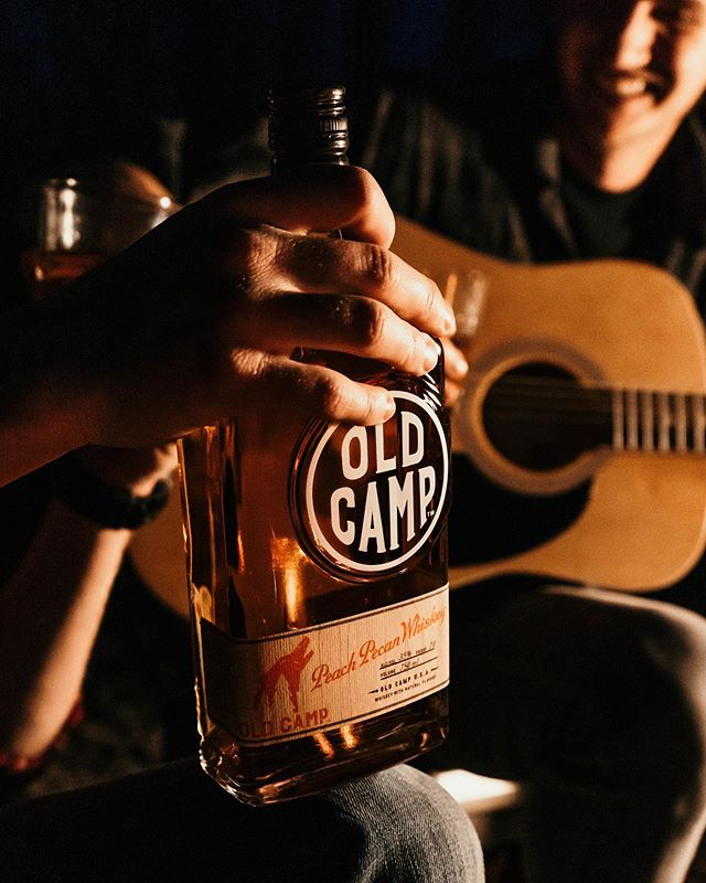 Bonfire season is approaching and I could not be more excited! @oldcampwhiskey