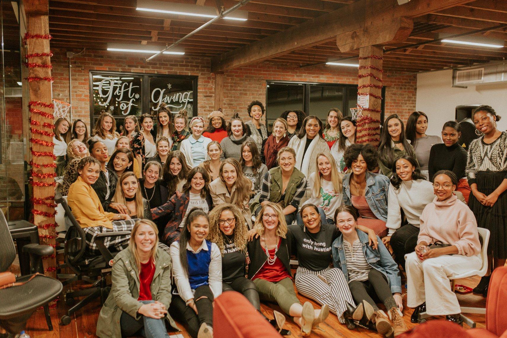 Gift of Giving Event -  PowerPumpGirls Inc.