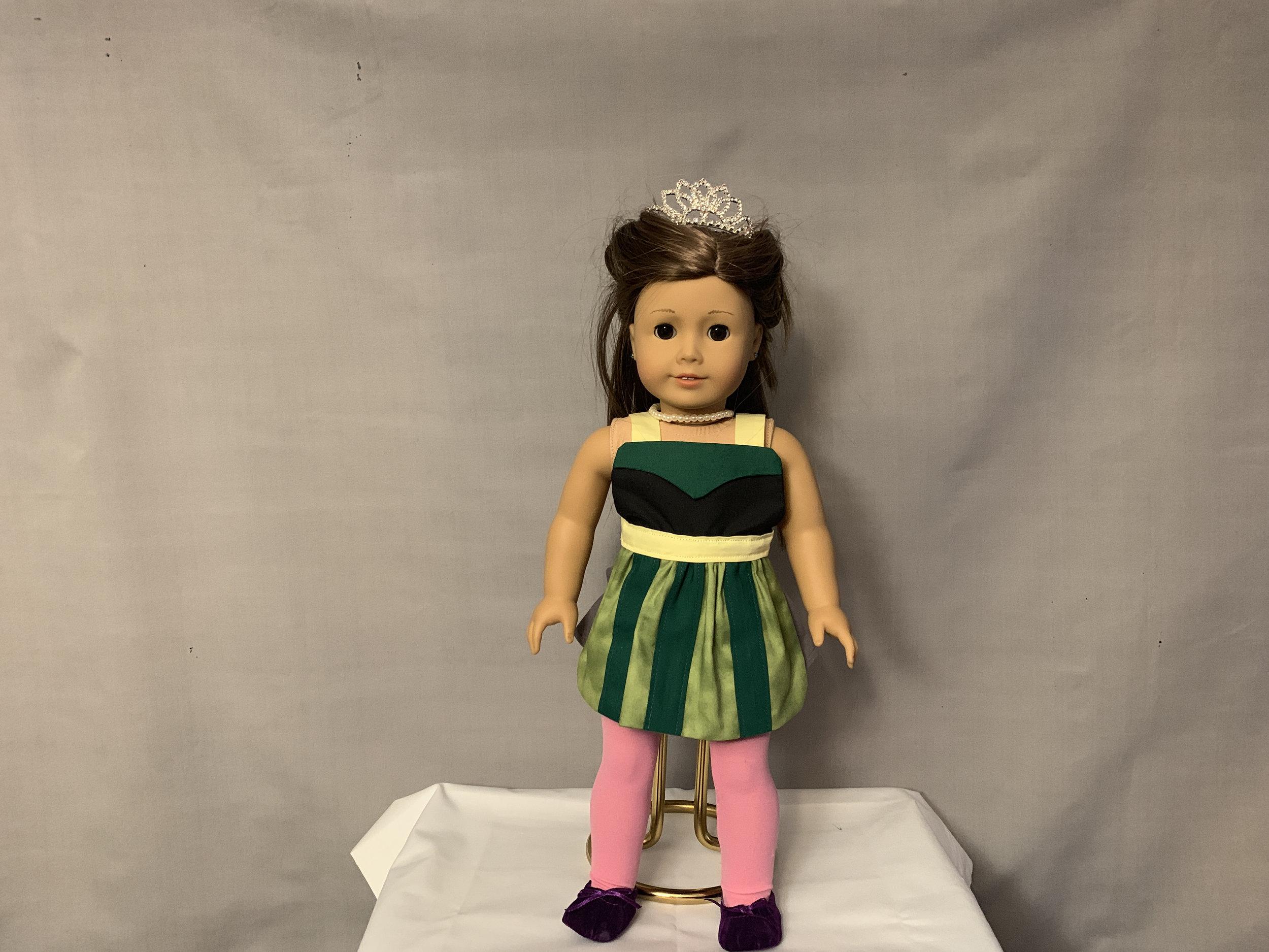 Anna Doll Apron