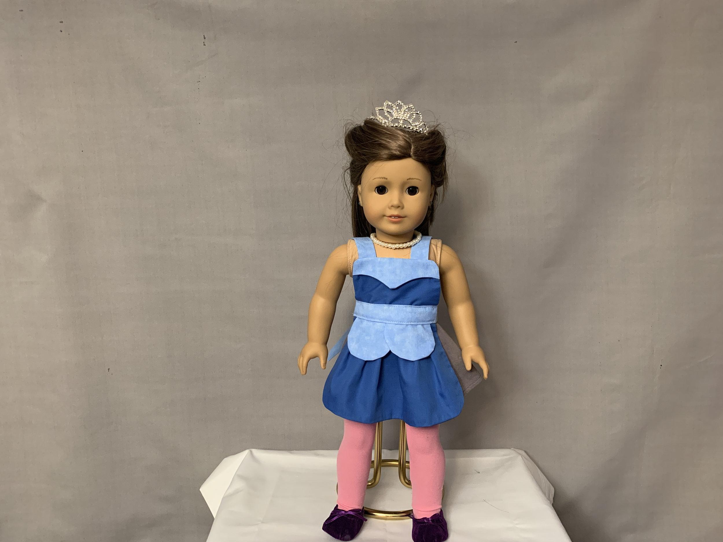 Cinderella Doll Apron