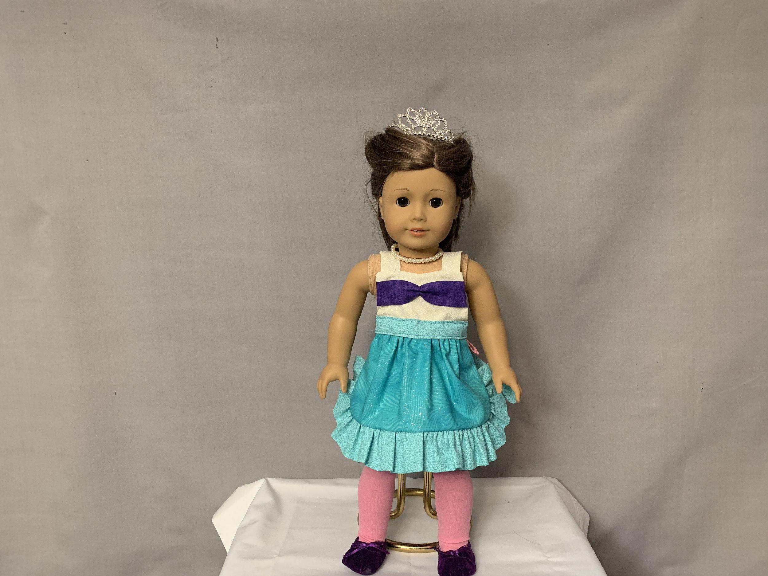 Ariel Doll Apron