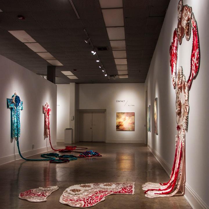Contact - Two Person-Exhibition with Sarah Ann AustinSella-Granata Gallery, Tuscaloosa, AL2015