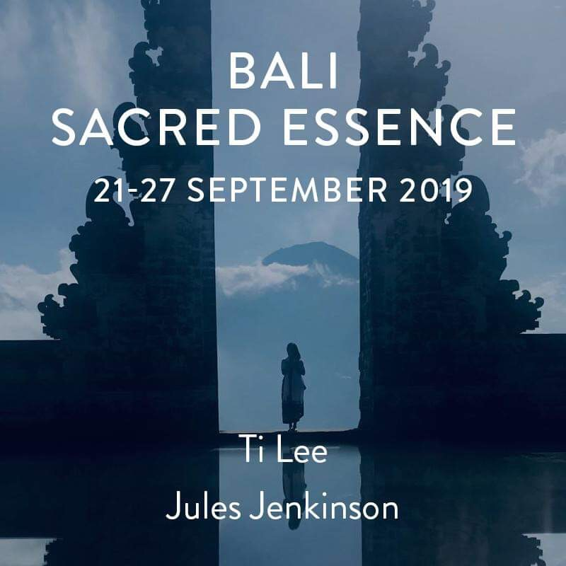 Sacred essence retreat - 21-27th September 20197 days and 6 nights together weaving sacred magic.