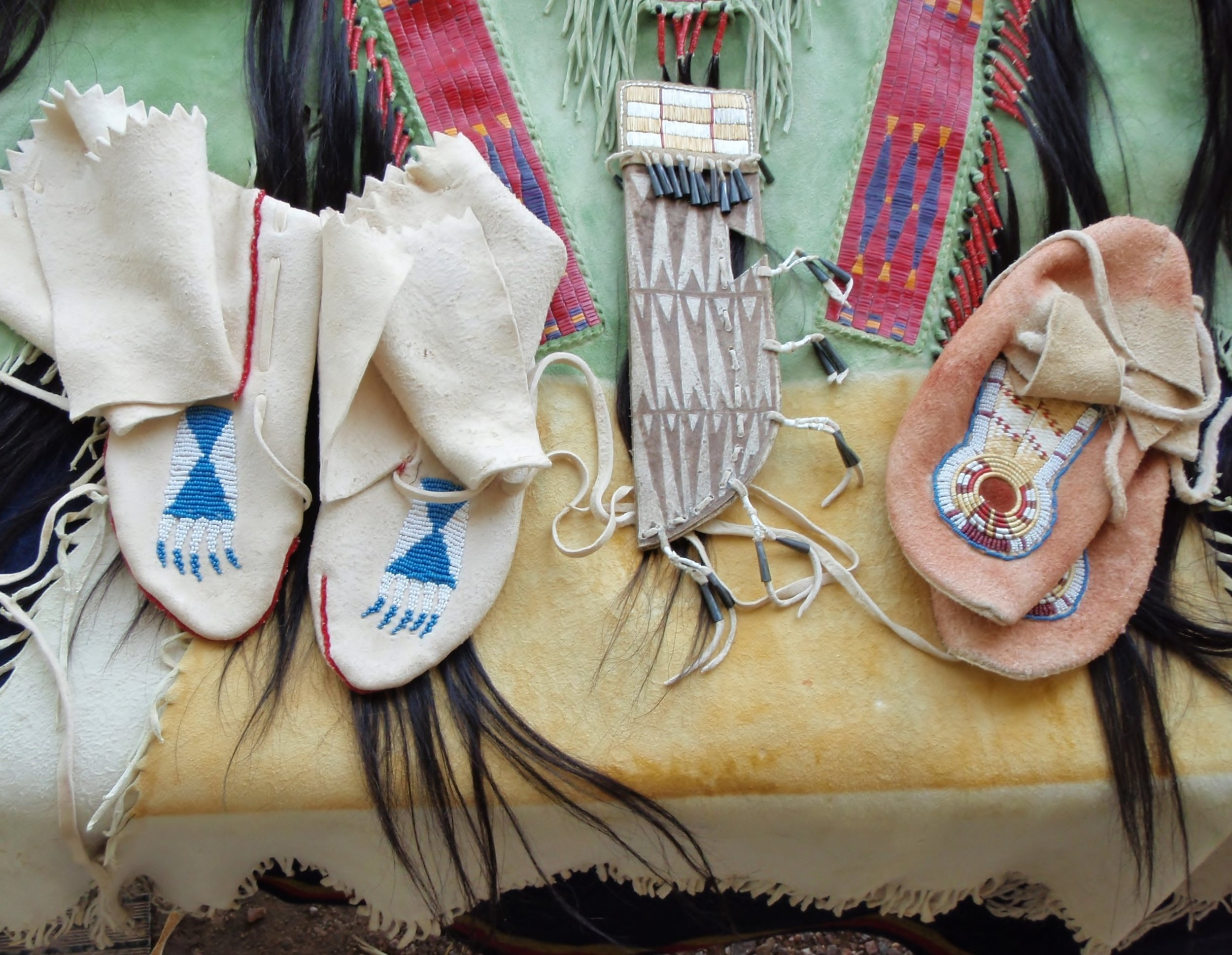 our work - Check out our quality work and the in-depth process required to create authentic Sioux replications.