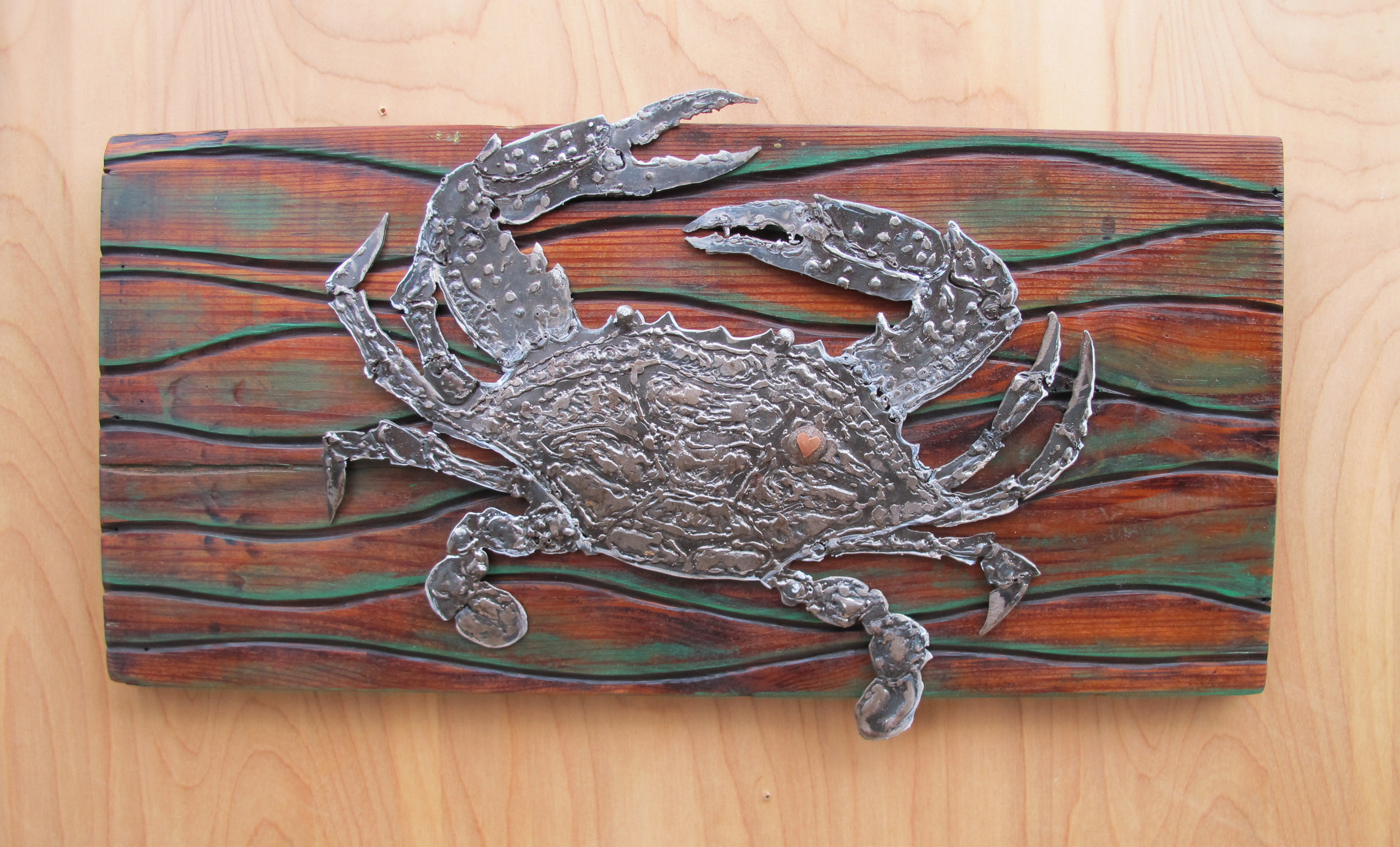 crab on panel2015.jpg