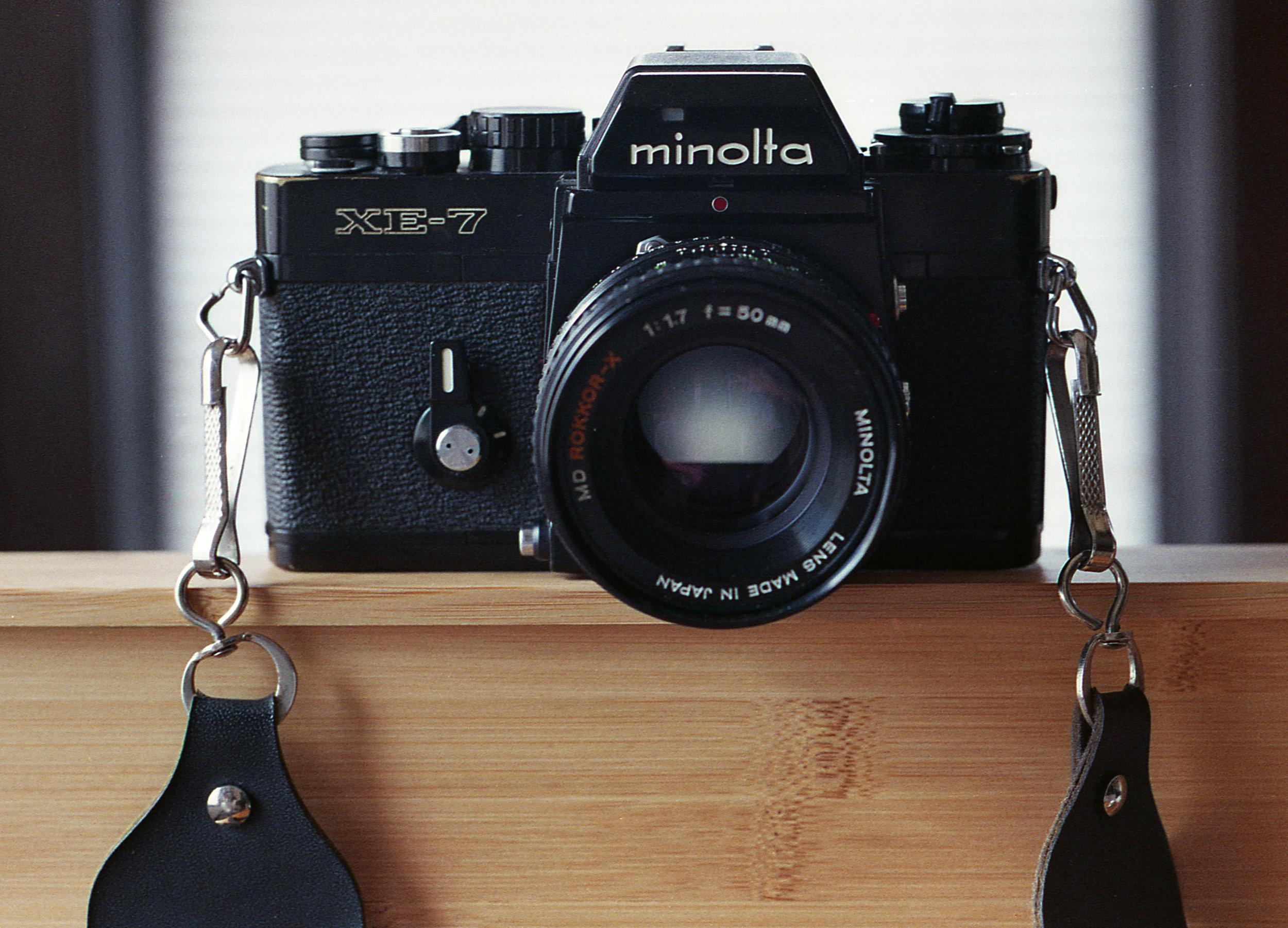 Analogkameras Offen Minolta Dynax 600 Si Classic