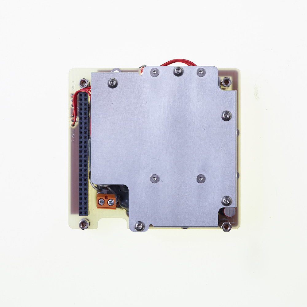 Battery & supercap board