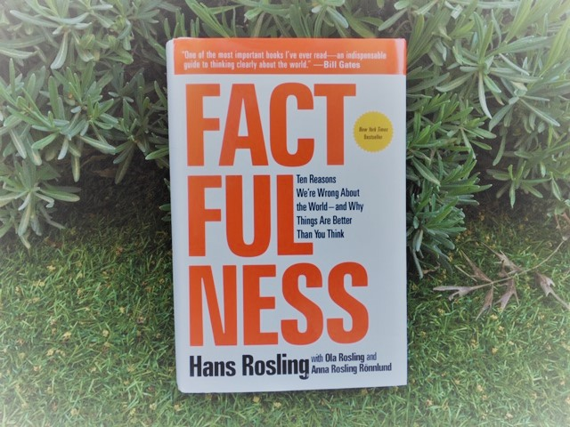 """This book is my last battle in my lifelong mission to fight devastating ignorance,"" said Hans Rosling, who devoted the last years of his life to writing this book."