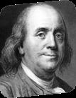 - Benjamin Franklin
